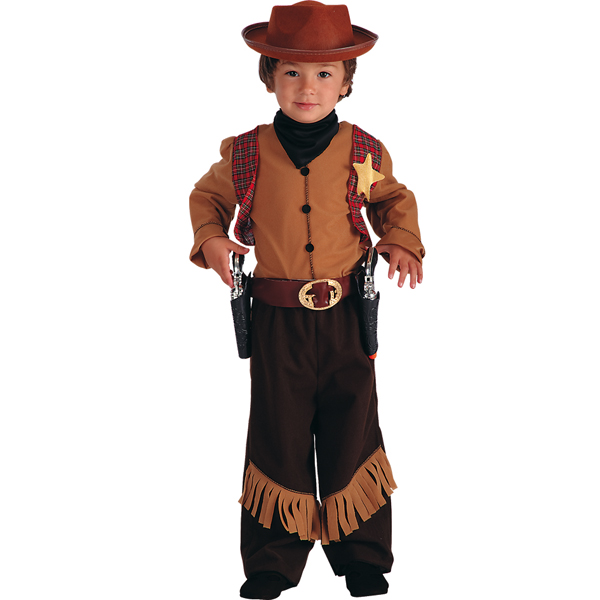 COSTUM COW-BOY COPII 6-7 ANI